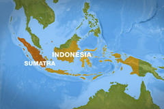 Deaths as earthquake hits Sumatra