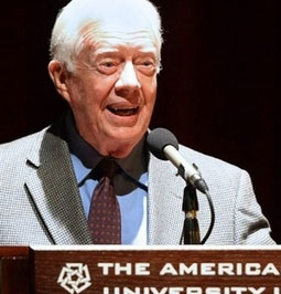 'Carter-Hamas meeting could weaken US isolation policy'
