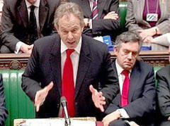 Blair faces nuclear vote rebellion