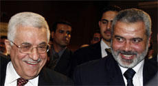 Haniyeh Sets out Govt. Policy
