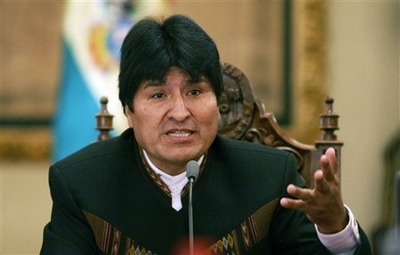 Bolivian president to face recall vote in August