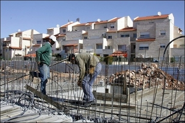 Israel to approve hundreds of buildings in West Bank