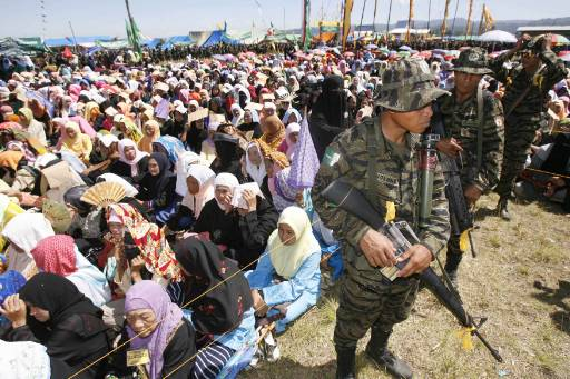 Moro Muslims plan to form political party