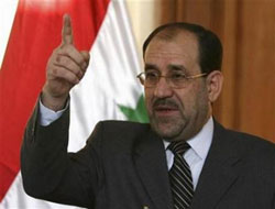 Al-Maliki offers amnesty in Mosul before operation