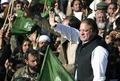 Sharif party to join Pak lawyers' protests on judges