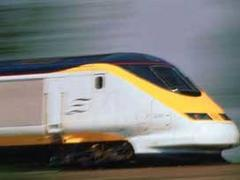 High speed train project on the agenda