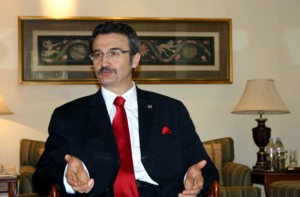 State minister holds talks in Gagauz