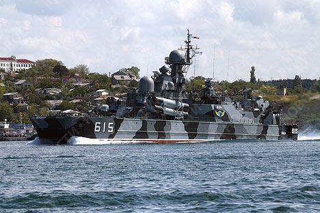 'Russia could have 100 warships in Ukraine'