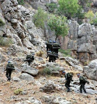 Turkish citizens wounded in PKK suspected explosives