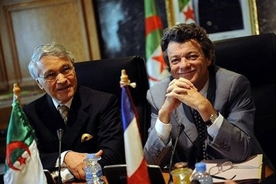 Algeria, France to sign nuclear energy pact: minister