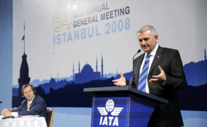 Int'l air transport meeting begins in Istanbul