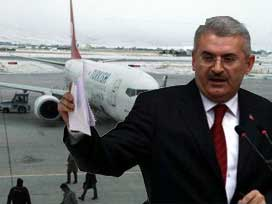 Turk military airport to be opened to civilian flights