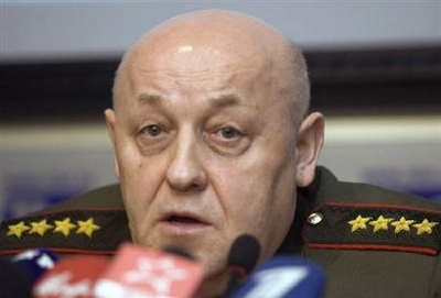 Medvedev appoints new military chief