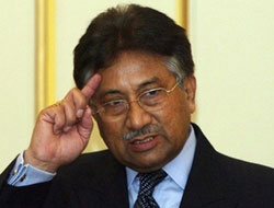 Musharraf 'prepared to go' with dignity