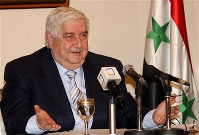 Syrian FM expected in Paris early July