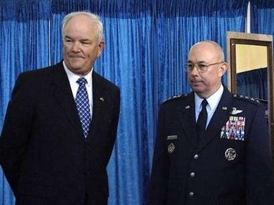 US Air Force leadership fired after nuclear issue