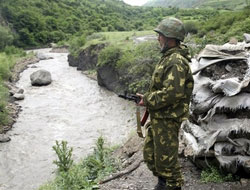 Russian military bases damage Chechnya nature