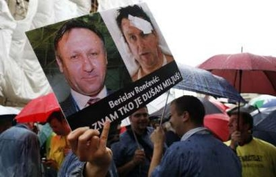 Croat journalists call for crackdown on crime