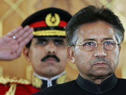 Ruling party 'to cut' Musharraf's power