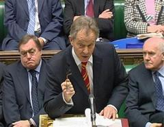 Blair Pushes For No-fly Darfur