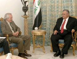 'More efforts needed for long-term Turkey Iraq relations': Talabani