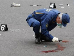 Man stabs shoppers in Tokyo street, 7 reported dead