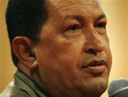 Chavez urges Colombian rebels to free all hostages