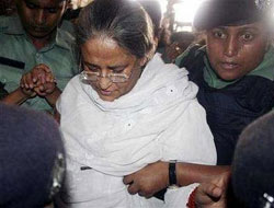 Bangladesh court clears ex-PM Hasina to go abroad