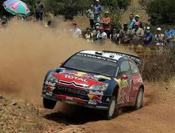 Rally drivers set to start engine for WRC rally of Turkey