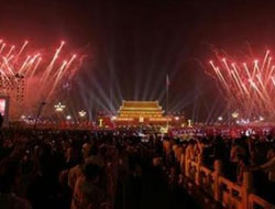 Fireworks banned across Beijing during Olympics