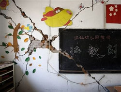 China to check all schools for quake resistance