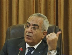 Palestinian PM: 'Deal with Israel impossible in 2008'