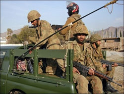 Pakistan's defence spending up nearly 7 percent