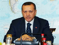 PM Erdogan meets  Iraqi, Syrian and Palestinian officials