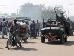 Chad rebels attack eastern town, fighting under way