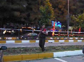 Blast injures 5 in Istanbul cafe - TV report