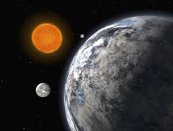 Astronomers find batch of 'super-Earths'
