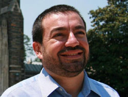 Turkish man becomes full-time imam in US university