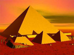 Great Pyramid built 'inside out'