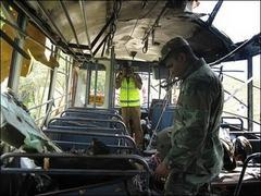 23 Tiger rebels killed after bus bombing