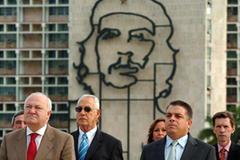 Cuban dissidents criticise Spain