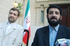 Envoy to meet 5 detained Iranians in Iraq