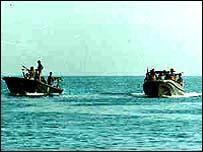 Tamil Tigers' sea HQ 'destroyed'