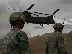 Iraqi official: U.S. helicopter down