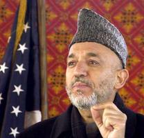 Karzai has met with Taliban