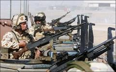 NATO troops take over Taliban stronghold