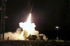 US carries out missile defence test