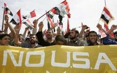 Iraqis call for U.S. forces to leave