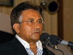 Court bans Pakistan's Musharraf from elections