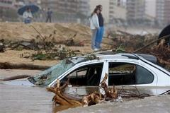 Millions Face Floods from climate change